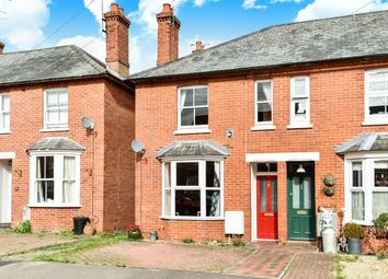 Thumbnail 3 bed semi-detached house for sale in Queens Road, Alton
