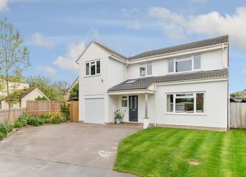 Thumbnail 5 bedroom detached house for sale in Orchard Road, Melbourn, Royston