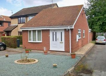 Thumbnail 2 bed terraced bungalow for sale in Somerville, Werrington, Peterborough