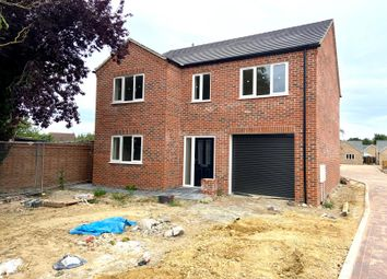 Thumbnail 4 bed detached house for sale in Gaul Road, March