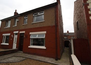 Thumbnail 2 bedroom semi-detached house to rent in Gloucester Avenue, Farington, Leyland