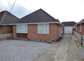 Thumbnail 3 bed detached bungalow to rent in Calmore Road, Totton