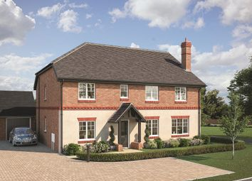 "Thumbnail 5 bed property for sale in ""The Wolvercote"" at Main Street, East Challow, Wantage"