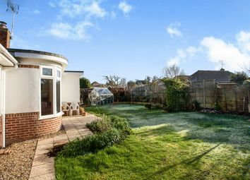 Thumbnail 3 bedroom detached bungalow for sale in Tamarisk Way, Ferring, Worthing