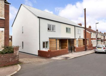 Thumbnail 3 bed terraced house for sale in Anthony Road, Exeter
