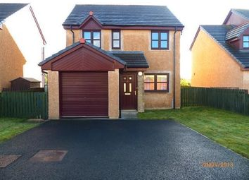 Thumbnail 3 bed detached house to rent in Castledyke Drive, Carstairs, Lanark