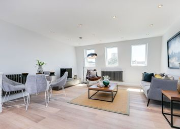 Thumbnail 3 bed flat for sale in Ashcombe Street, London