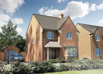 "Thumbnail 4 bedroom detached house for sale in ""The Titchfield"" at Roman Road, Bobblestock, Hereford"