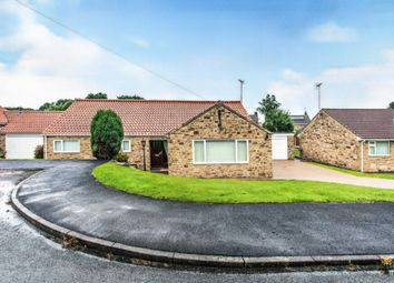 Thumbnail 4 bed detached bungalow for sale in Badsworth Court, Badsworth, Pontefract