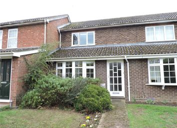 Thumbnail 3 bedroom terraced house for sale in Parkway, Wickham Market, Woodbridge