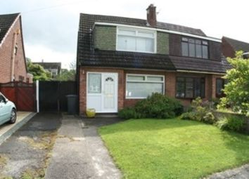Thumbnail 2 bed semi-detached house to rent in Great Sankey, Warrington