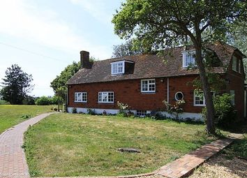 Thumbnail 4 bed detached house for sale in Mark Cross Lane, Ripe, Lewes, East Sussex