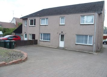 Thumbnail 3 bedroom semi-detached house for sale in Wellbank Place, High Street, Rattray, Blairgowrie, Perthshire