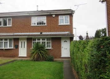 Thumbnail 3 bed semi-detached house to rent in Polperro Way, Hucknall