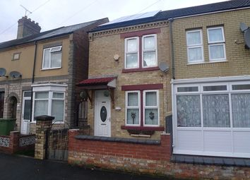 Thumbnail 3 bed terraced house to rent in Buckle Street, Peterborough, Cambridgeshire.