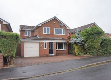 Thumbnail 4 bed detached house for sale in The Glade, Shevington, Wigan