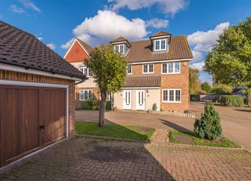 Thumbnail 4 bed semi-detached house for sale in Forge Place, Horley, Surrey