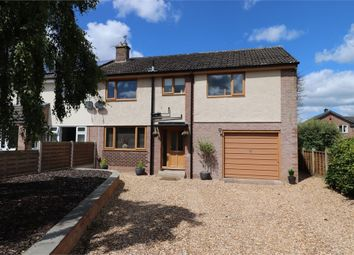 Thumbnail 5 bed semi-detached house for sale in Hurley Road, Little Corby, Carlisle, Cumbria