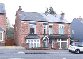 Thumbnail 3 bed semi-detached house for sale in Jockey Road, Boldmere, Sutton Coldfield. B