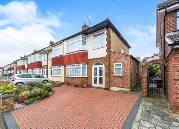 Thumbnail 3 bed semi-detached house for sale in Romford, Havering, Essex