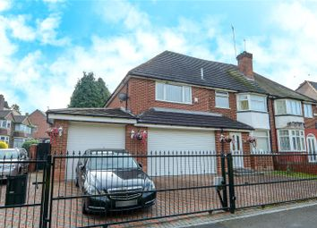 Thumbnail 4 bed semi-detached house for sale in Norman Road, Smethwick, West Midlands