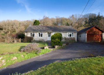 Thumbnail 4 bed detached bungalow for sale in Sutton Road, Fovant, Salisbury