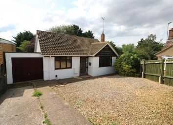 Thumbnail 2 bed detached bungalow for sale in Pendered Road, Wellingborough