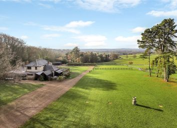 Thumbnail 4 bed detached house for sale in Swelling Hill, Ropley, Alresford, Hampshire