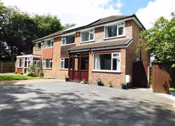 Thumbnail 4 bed semi-detached house for sale in Castle Farm Drive, Mile End, Stockport