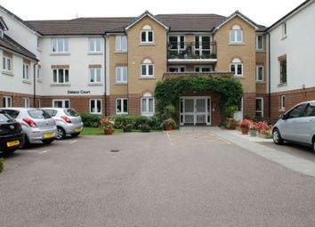 Thumbnail 1 bed flat for sale in Queens Road, Belmont, Surrey