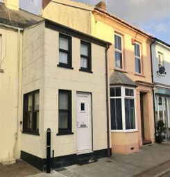 Thumbnail 1 bed terraced house to rent in Main Street, Pembroke, Pembrokeshire
