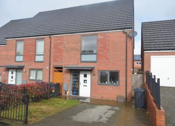 Thumbnail 2 bed semi-detached house for sale in Hop Leasow, Birmingham
