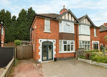 Thumbnail 3 bed semi-detached house for sale in Valley Road, Sherwood, Nottingham