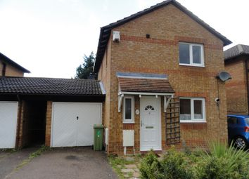 Thumbnail 3 bed detached house to rent in Brearley Avenue, Oldbrook, Milton Keynes