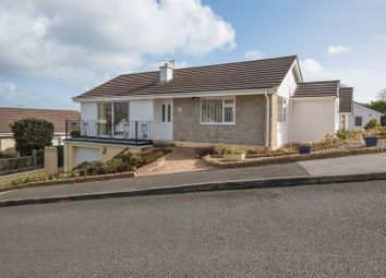 Thumbnail 2 bed detached bungalow for sale in Queen Anne Gardens, Falmouth