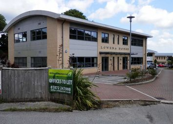 Thumbnail Office to let in Suite 1 Lowena House, Glenthorne Court, Truro