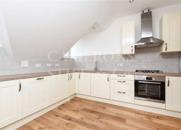 Thumbnail 2 bedroom flat to rent in Hoveden Road, Willesden Green, London