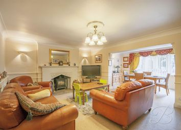 Thumbnail 4 bed detached house for sale in Beech Hill Drive, Mansfield