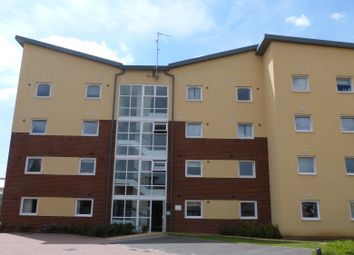Thumbnail 1 bed flat for sale in Longhorn Avenue, Gloucester
