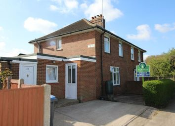Thumbnail 4 bed semi-detached house for sale in Roman Way, Elvington, Dover