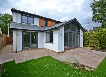 Thumbnail 4 bed detached house for sale in Cambridge Road, Girton, Cambridge