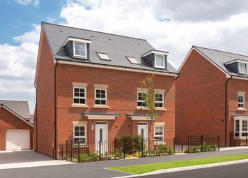 "Thumbnail 3 bed semi-detached house for sale in ""Abingdon"" at Knollys Road, Aldershot"