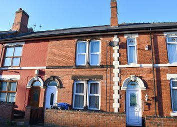 Thumbnail 2 bed terraced house to rent in Grange Street, Derby