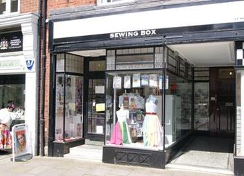 Thumbnail Retail premises to let in 17, Market Place, Warwick