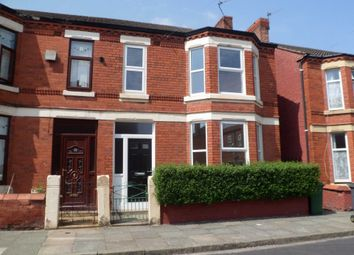 Thumbnail 3 bed terraced house to rent in Shakespeare Avenue, Rock Ferry, Birkenhead
