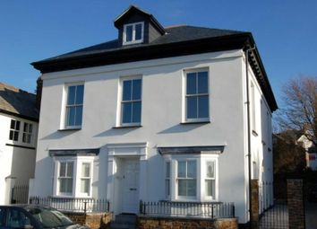 Thumbnail 2 bed flat for sale in The Octagon, The Strand, Bude