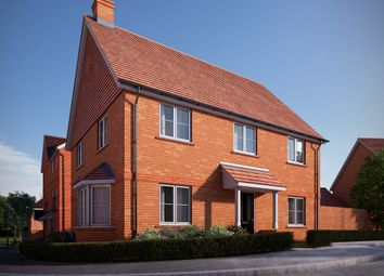 "Thumbnail 4 bed detached house for sale in ""The Mulberry"" at Brimblecombe Close, Wokingham"