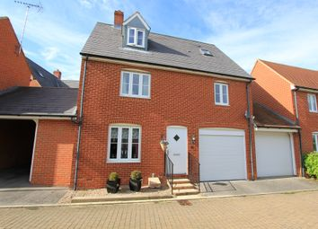 Thumbnail 3 bed terraced house for sale in Brimstone Lane, Aylesbury