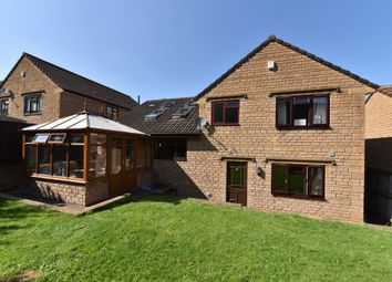 Thumbnail 5 bed detached house for sale in Fox Meadows, Crewkerne