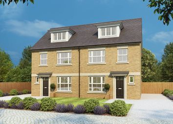 Thumbnail 4 bedroom semi-detached house for sale in St Andrew's Place At Southbank, Papyrus Villas, Newton Kyme, North Yorkshire
